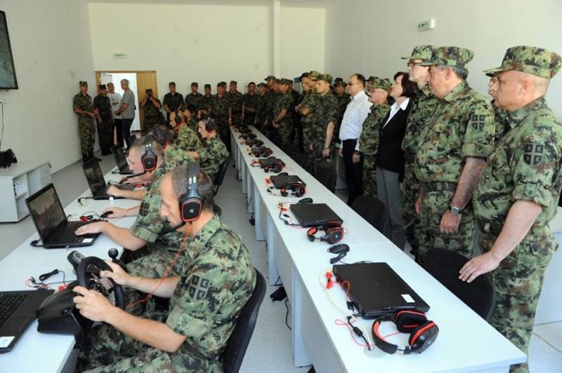 Serbian army multimedia - Page 10 Morava23