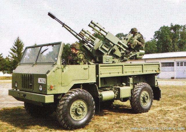 ZSU-23-4 AA Gun: Views Zsu10