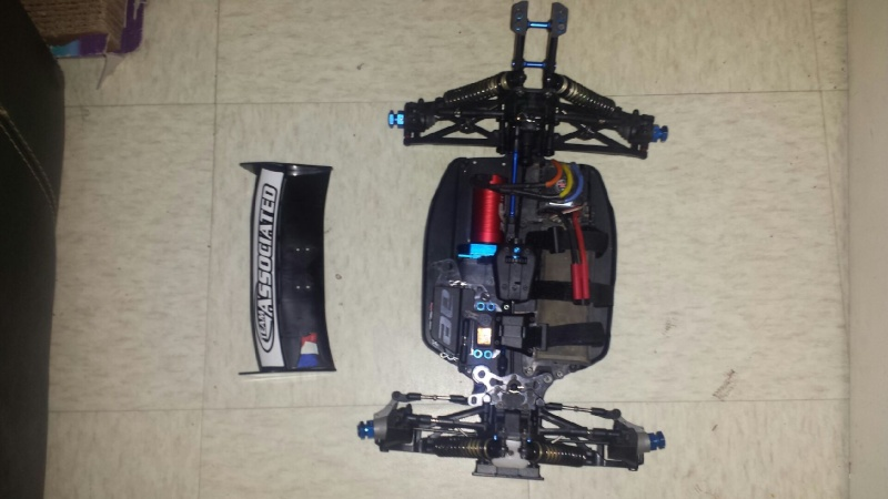 Un rc8 ft brushless  20160310