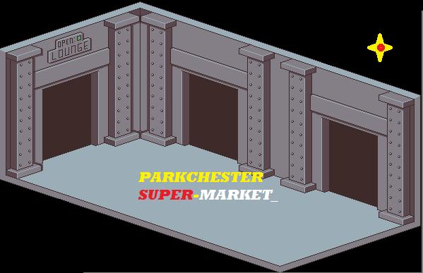 Affiche Officiel: Super Market Parkechester Titre10