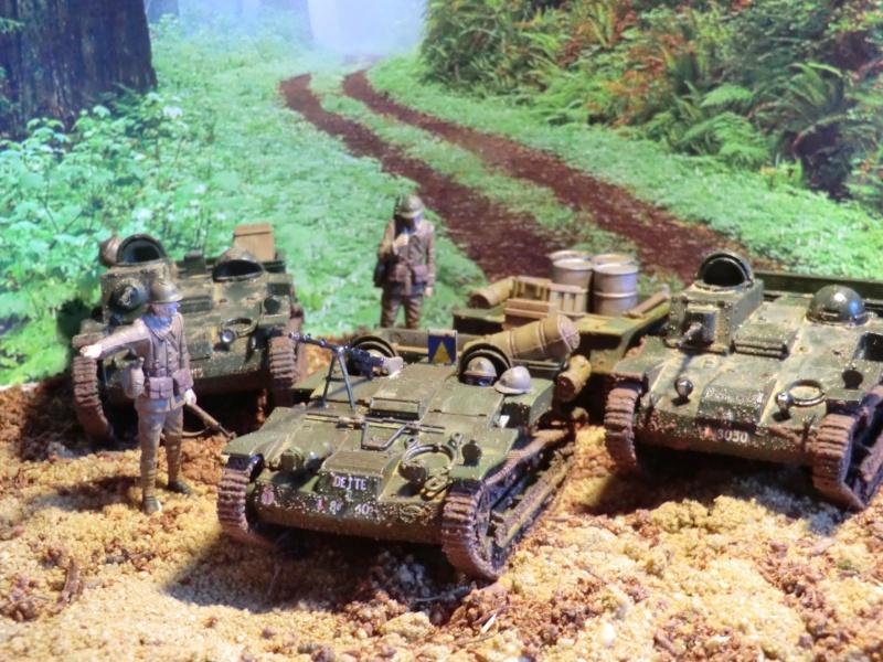 French Armored carrier UE   [1/35 de Tamiya] Cimg0910
