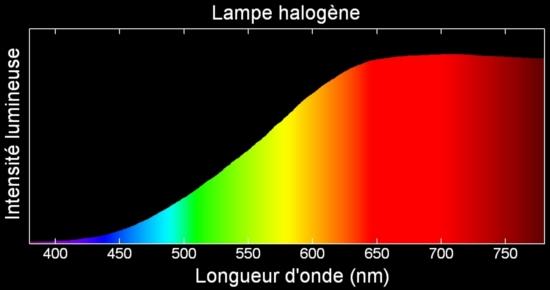 AMPOULE H4 LED Haloge10