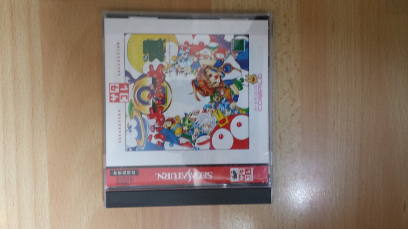 [ech] jeux saturn jap et game gear pal 20160416