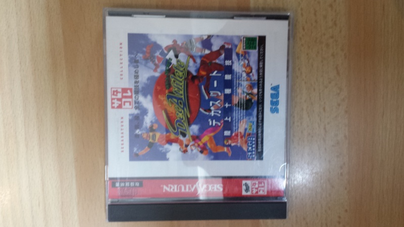 [ech] jeux saturn jap et game gear pal 20160419