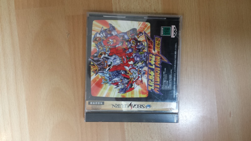 [ech] jeux saturn jap et game gear pal 20160422
