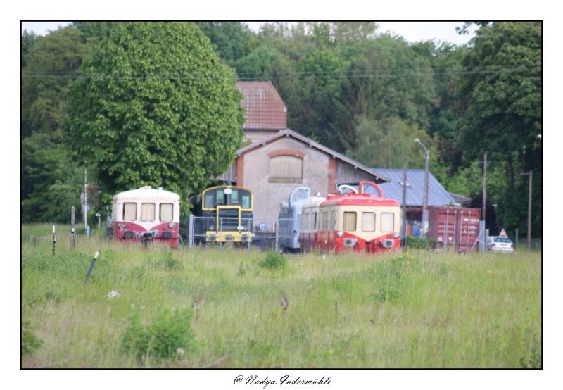 Attigny, et le chemin de fer touristique du sud des Ardenne Cadri288