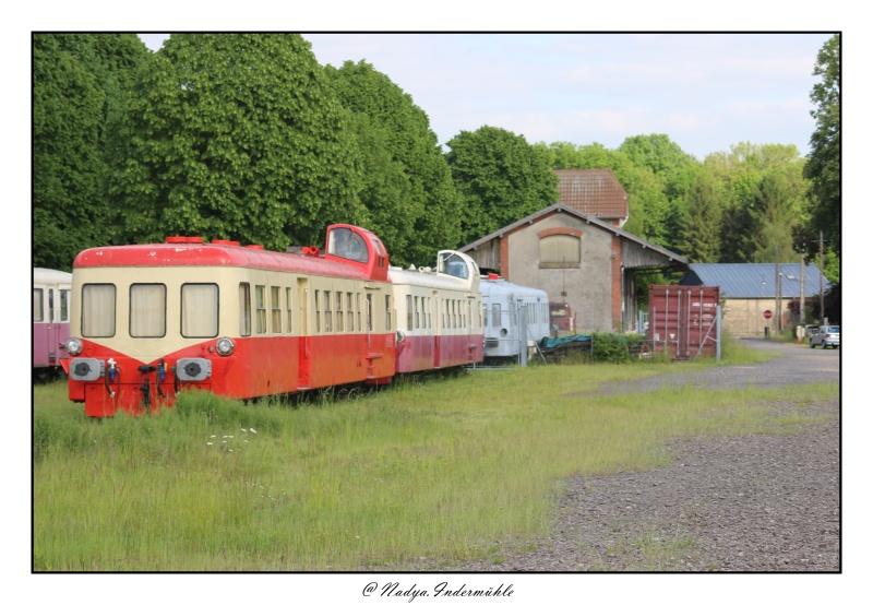 Attigny, et le chemin de fer touristique du sud des Ardenne Cadri289