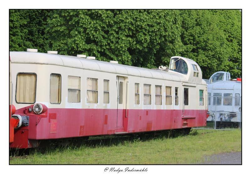 Attigny, et le chemin de fer touristique du sud des Ardenne Cadri290