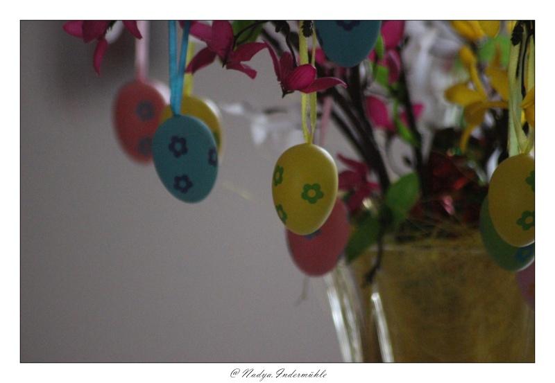 Décoration de Pâques Cadrim42