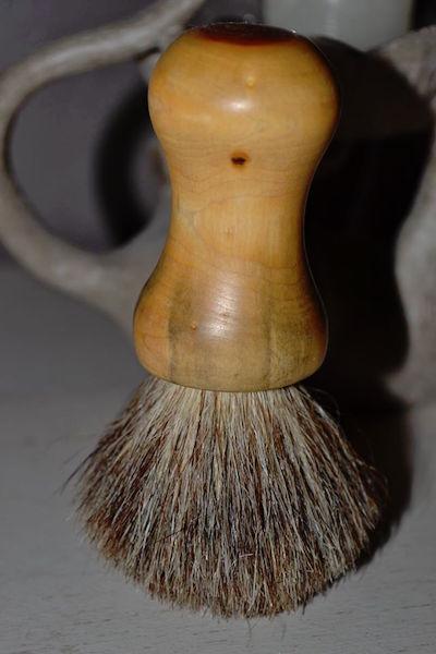 Les blaireaux de sabreur. 12901210