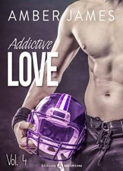 ADDICTIVE LOVE (Tome 1 à 6) d'Amber James - SAGA Addict10