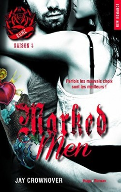 MARKED MEN (Tome 1 à 6) de Jay Crownover - SAGA Marked10