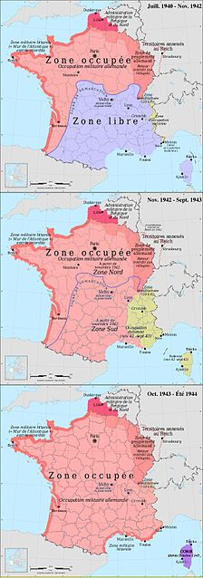 L'occupation France10