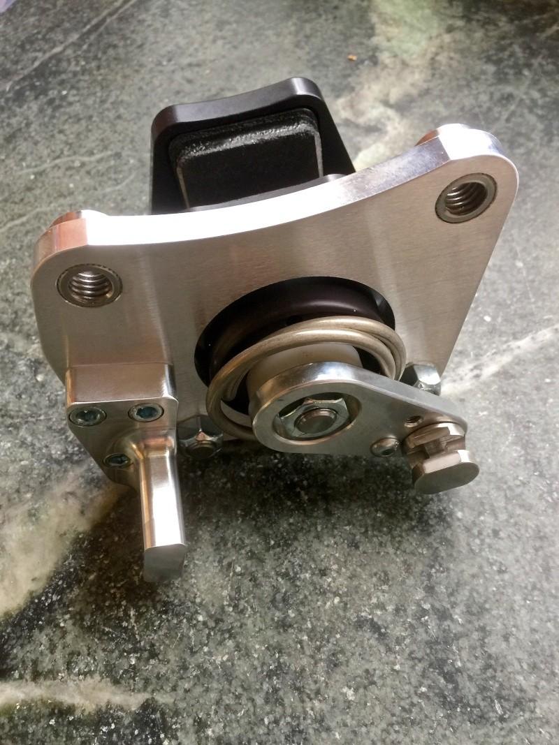 Classic R #27 Build - Parking Brake Parkin12