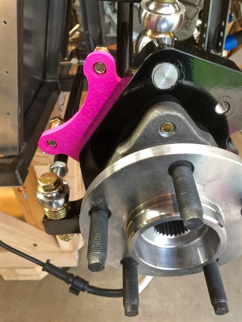 Classic R #27 Build - Parking Brake Parkin15