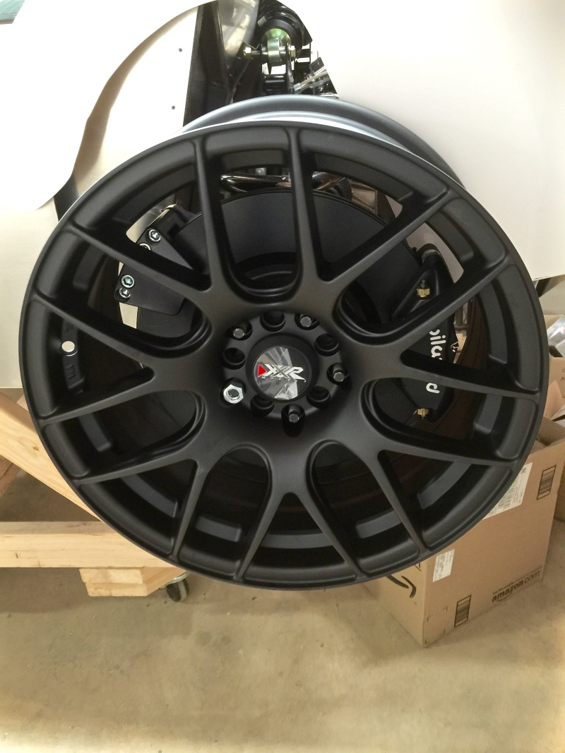 Classic R #27 Build - Wheels and Tires Wheel-11