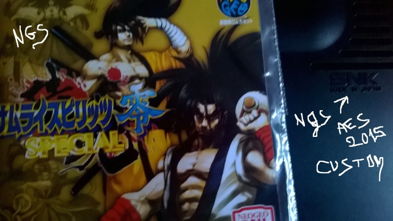 NEOGEO of the Korean body case version Wp_20132