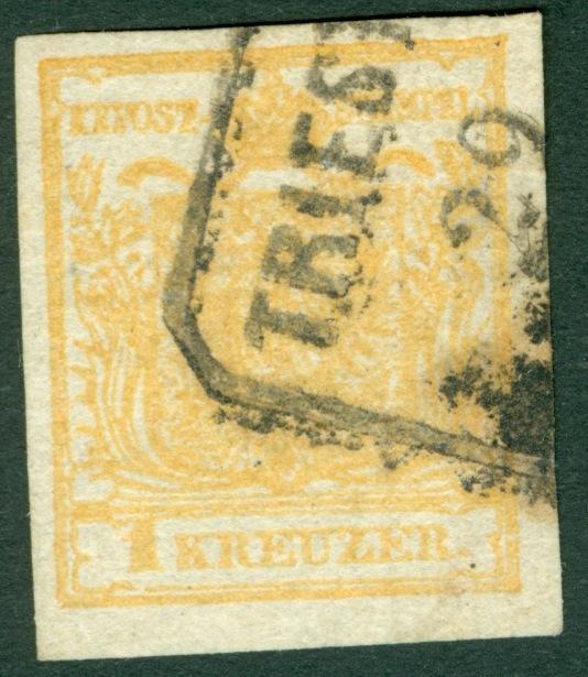 Die erste Österreichische Ausgabe 1850 - Seite 7 1850_110