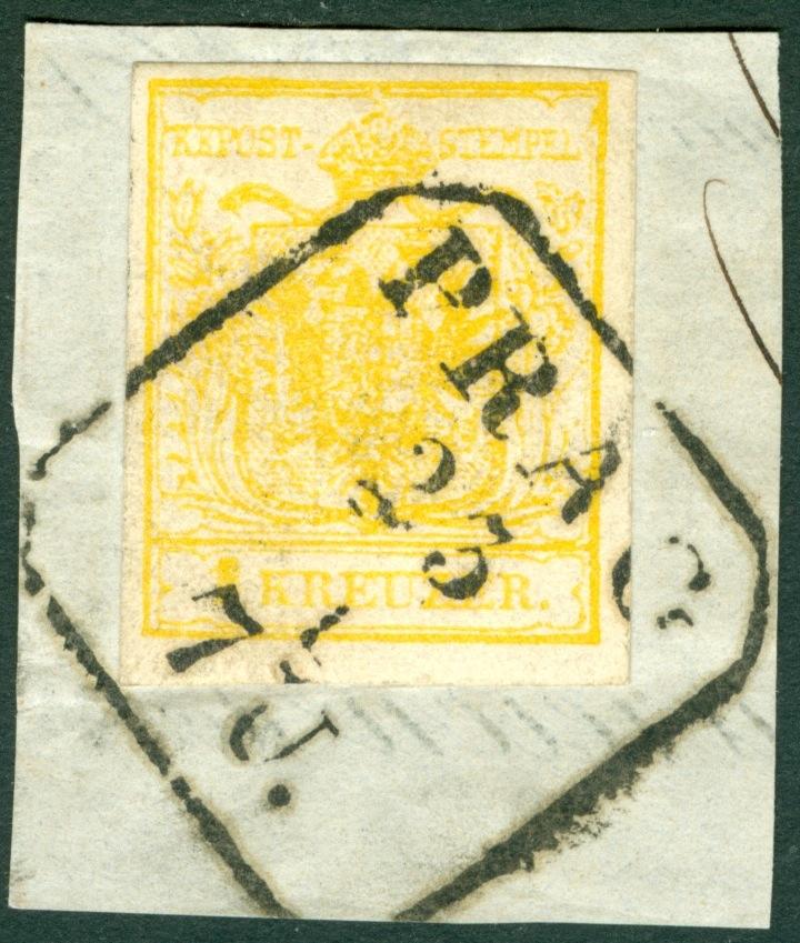 Die erste Österreichische Ausgabe 1850 - Seite 7 1850_114