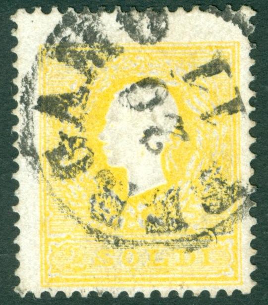 Lombardei-Venetien, Ausgabe 1858/62, 1859/62 - Seite 2 1858_l10