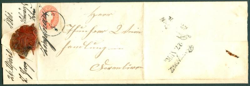 Die Freimarkenausgabe 1861 - Seite 2 1861_l10