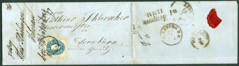 Die Freimarkenausgabe 1861 - Seite 2 1861_s10