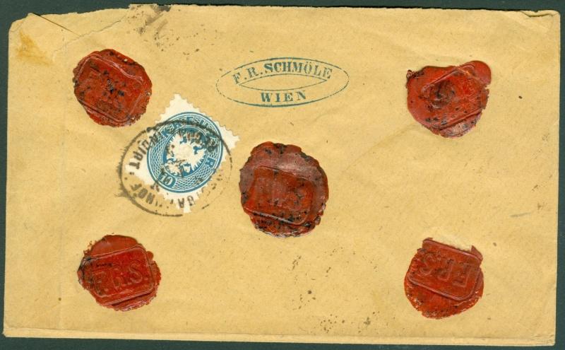 Die Freimarkenausgabe 1863/1864 18636411