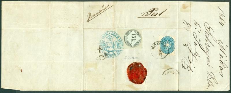 Die Freimarkenausgabe 1863/1864 - Seite 2 18636412