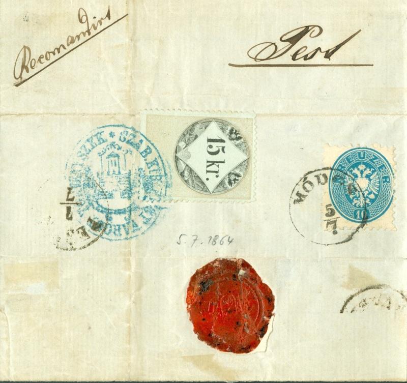 Die Freimarkenausgabe 1863/1864 - Seite 2 18636413