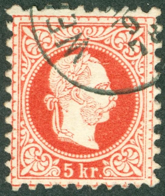 Nachtrag - Freimarken-Ausgabe 1867 : Kopfbildnis Kaiser Franz Joseph I - Seite 12 1867_510