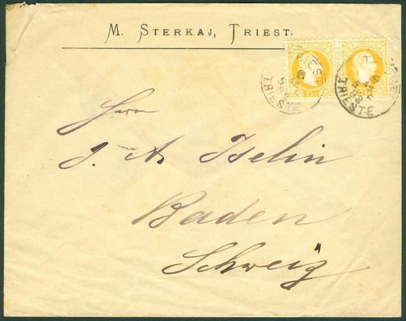 Nachtrag - Freimarken-Ausgabe 1867 : Kopfbildnis Kaiser Franz Joseph I - Seite 12 1867_d10