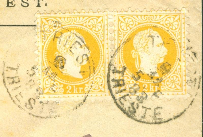 Nachtrag - Freimarken-Ausgabe 1867 : Kopfbildnis Kaiser Franz Joseph I - Seite 12 1867_d11
