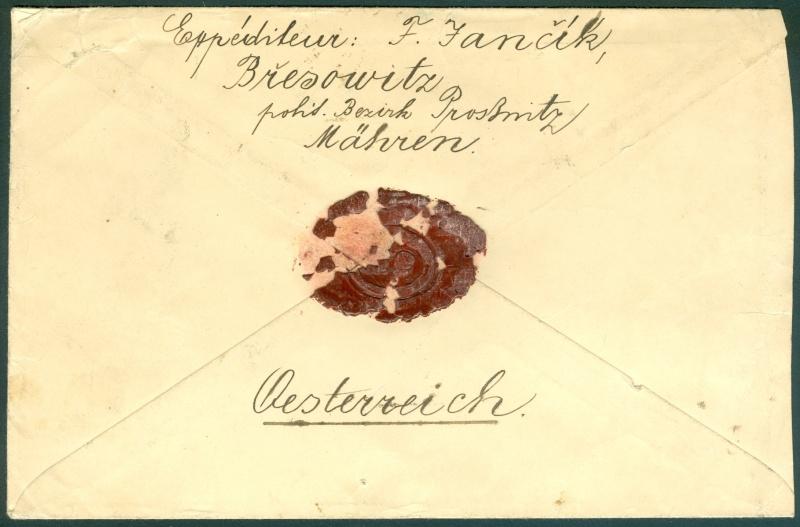 Die Freimarkenausgabe 1908 Expres11