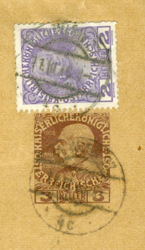 Privatstreifbänder - Österreich Streif11