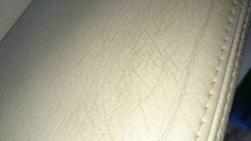 Pulizia sedili in pelle chiara Dsc_0011