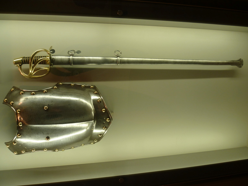 sabre de cuirassier an XIII 18510