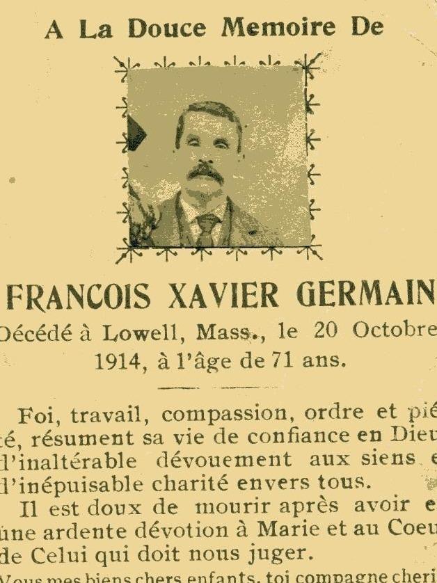 Naissances de Léopold et Cécile Germain 50005610