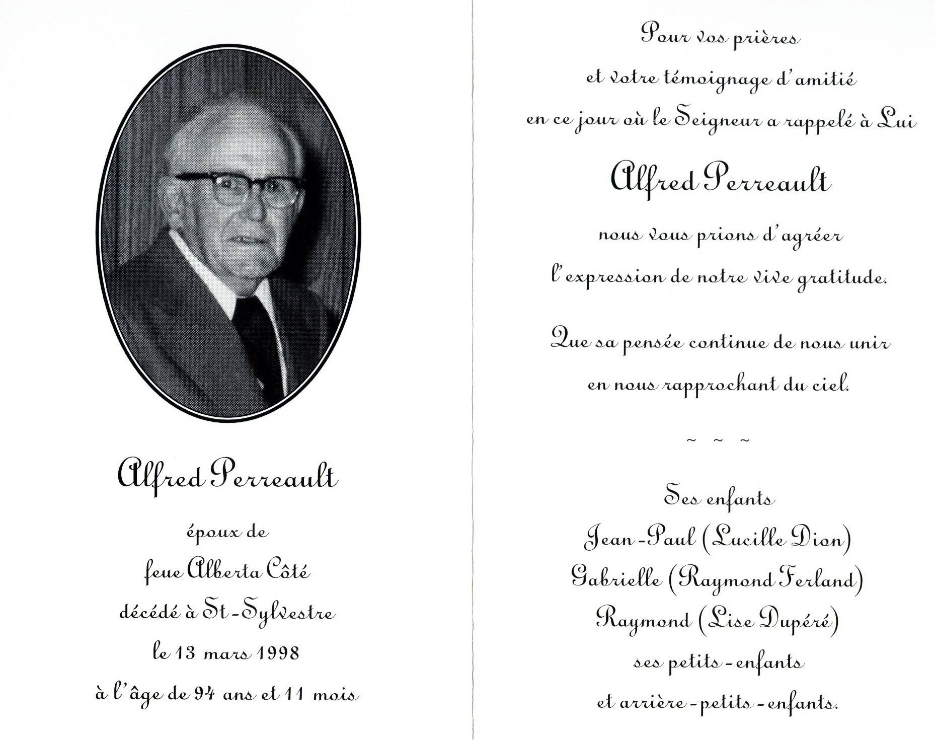 Perreault, Alfred Alfred10
