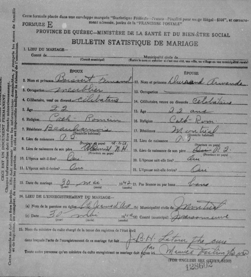 Recherche la famille François Yvan Boisvert Boisve11