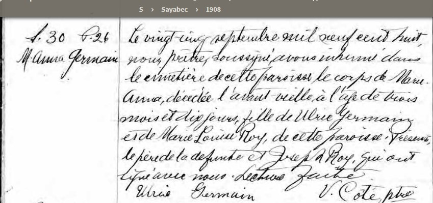 Ulric Germain pendu en 1927 à Rimouski pour le meurtre de son épouse Dyces_23