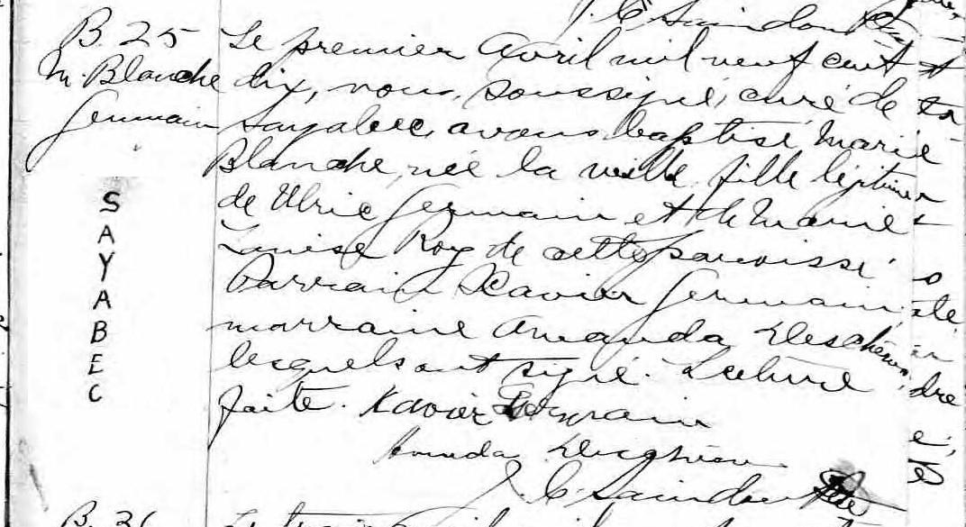 Ulric Germain pendu en 1927 à Rimouski pour le meurtre de son épouse Marie-17