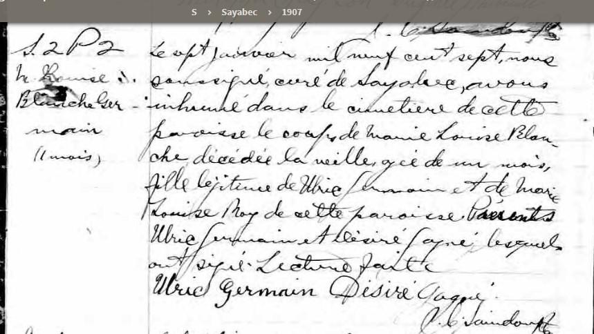 Ulric Germain pendu en 1927 à Rimouski pour le meurtre de son épouse Marie-18