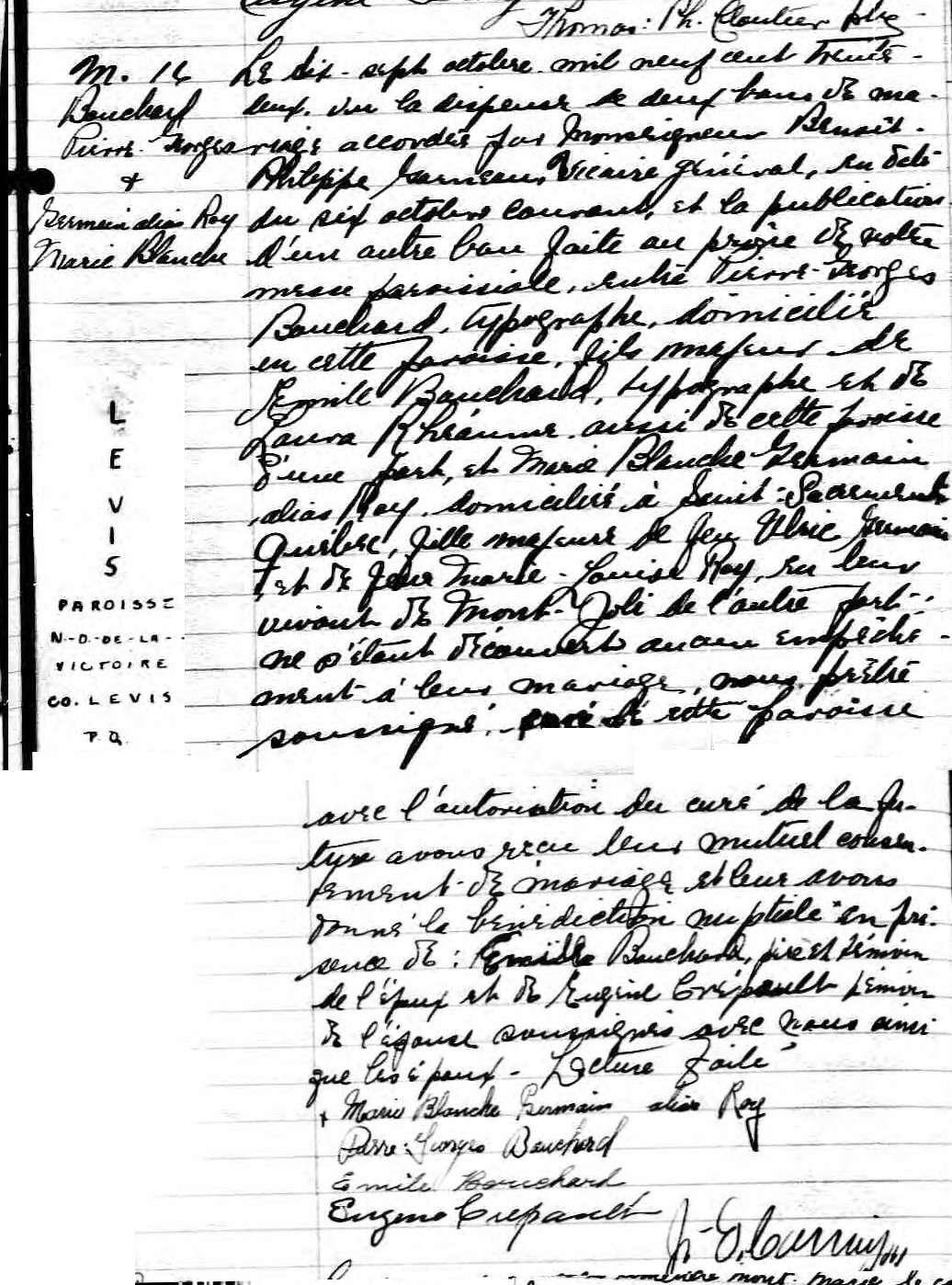 Ulric Germain pendu en 1927 à Rimouski pour le meurtre de son épouse Marie_11
