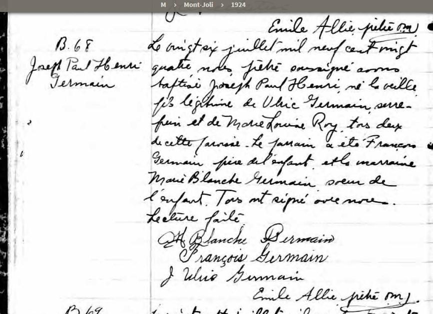 Ulric Germain pendu en 1927 à Rimouski pour le meurtre de son épouse Paul-h10