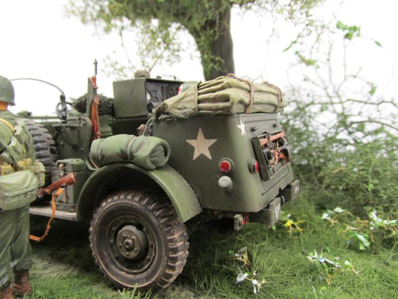 normandy juin 44. Dodge ITALERI 1/35 Dodge_11