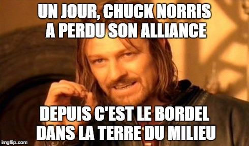 chuck norris 55000e10