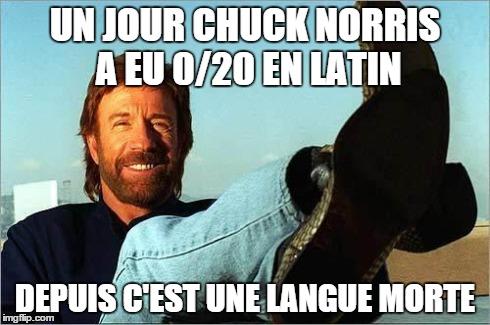 chuck norris 55001010