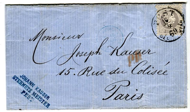 Nachtrag - Freimarken-Ausgabe 1867 : Kopfbildnis Kaiser Franz Joseph I - Seite 12 25_kre10