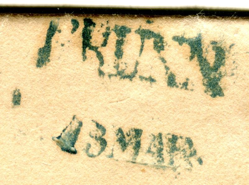 Vorphilatelie Österreich  -   Briefe aus der Vormarkenzeit - Seite 2 Brynn_11