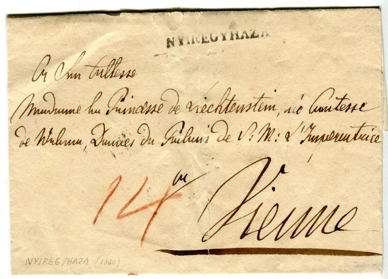 Vorphilatelie Österreich  -   Briefe aus der Vormarkenzeit - Seite 2 Prince10